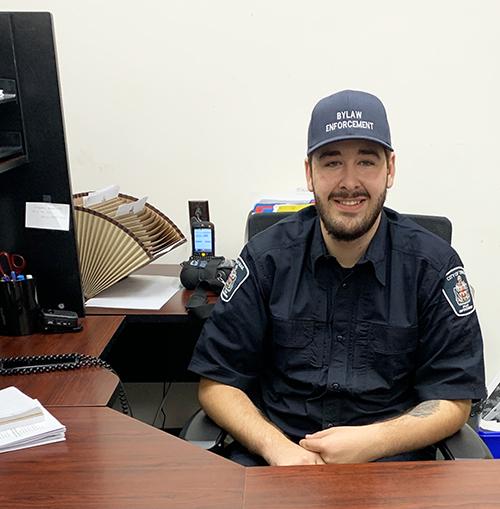 Calvin Heighton - Bylaw Officer