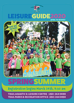 2020 Summer Leisure Guide