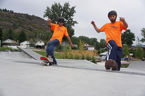 Summer at the Skate Park Hosts