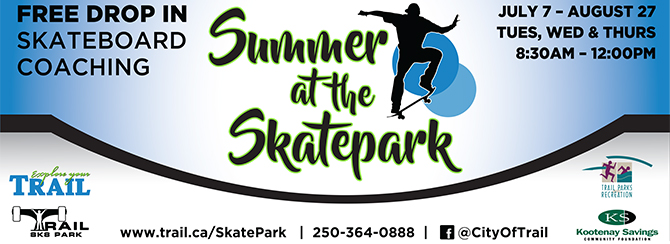 Summer at the Skate Park