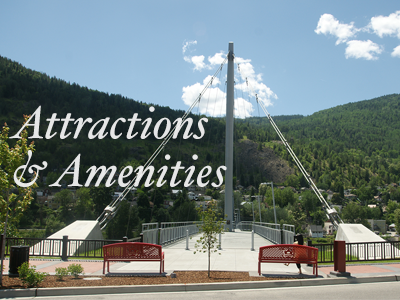Attractions and Amenities in Trail