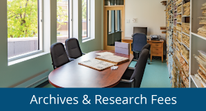 Archives and Research Fees