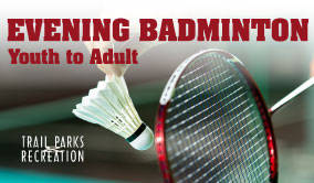 Evening Badminton