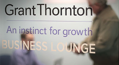 Grant Thornton Business Lounge